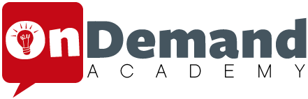On Demand Academy Learning Network Logo